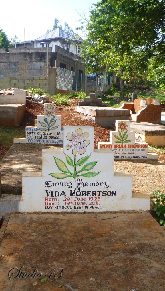 RIP Veda - Redground Cemetary