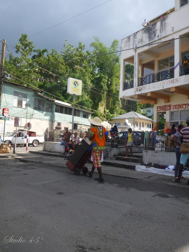 Downtown Port Antonio
