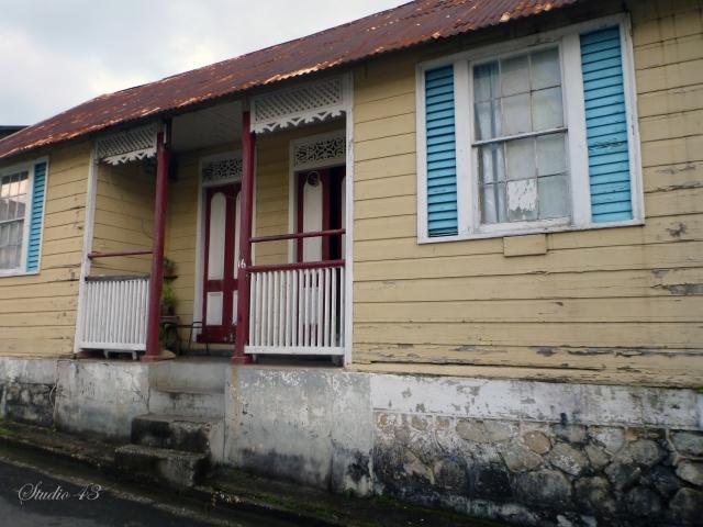 Port Antonio, next door to Ivanhoe's