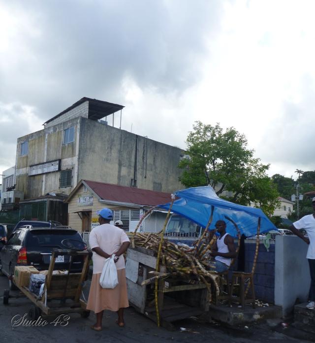 Vendors, Port Antonio