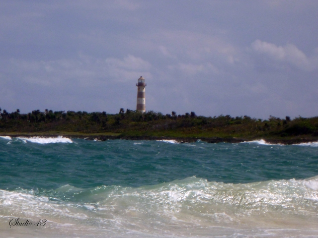 The Point Morant Lighthouse